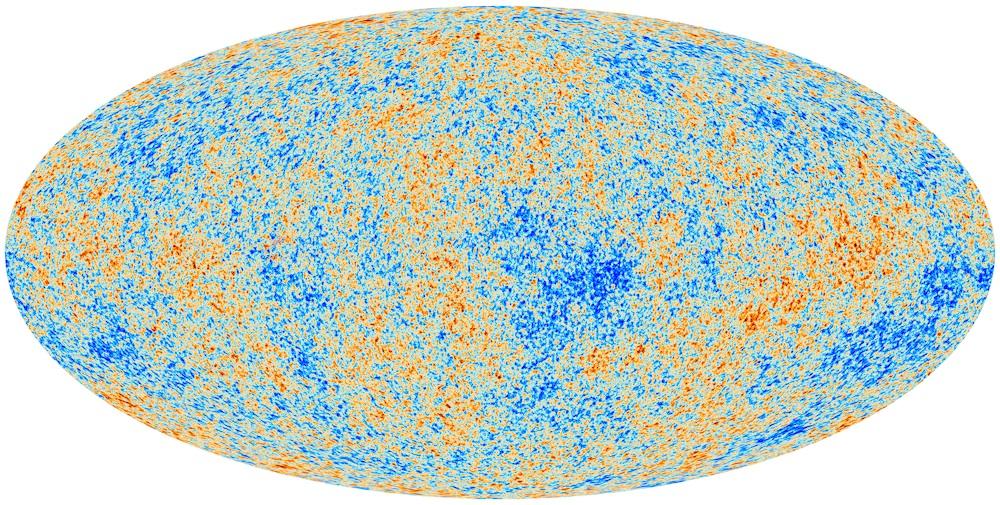 heelal quasar afbeelding